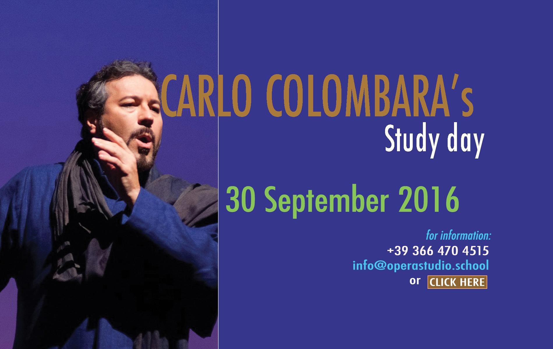 COLOMBARA,-sempt-study-day